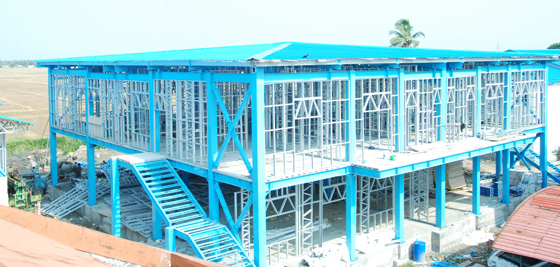 Lee Builders - Architects Engineers and Contractors- We do